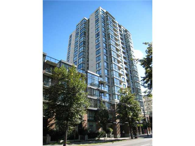 "Main Photo: # 506 1082 SEYMOUR ST in Vancouver: Downtown VW Condo for sale in ""THE FREESIA"" (Vancouver West)  : MLS® # V848363"