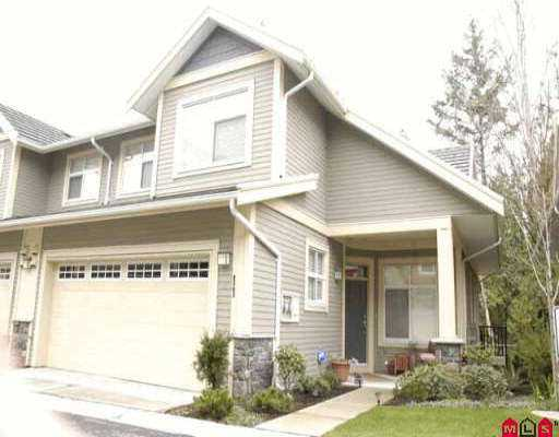 "Main Photo: 11 15255 36TH AV in Surrey: Morgan Creek Townhouse for sale in ""FERNGROVE"" (South Surrey White Rock)  : MLS® # F2606200"