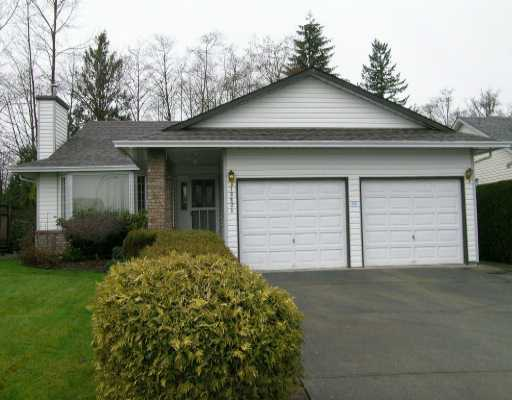 Main Photo: 12421 231ST Street in Maple Ridge: East Central House for sale : MLS® # V633990