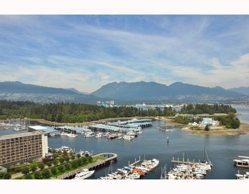 Main Photo: # 2201 590 NICOLA ST in Vancouver: Condo for sale : MLS® # V781511