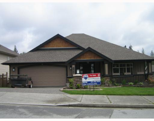 "Main Photo: 11620 227TH Street in Maple Ridge: East Central House for sale in ""GREYSTONE"" : MLS® # V645457"