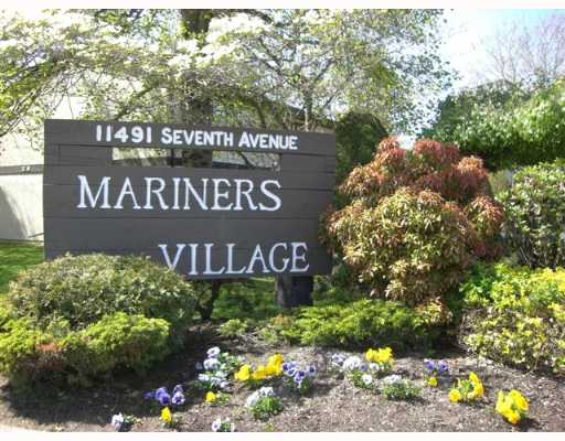 "Main Photo: 2 11491 7TH Ave in Richmond: Steveston Village Townhouse for sale in ""MARINERS VILLAGE"" : MLS(r) # V647222"