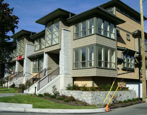"Main Photo: 1664 ST.GEORGES AV in North Vancouver: Central Lonsdale Townhouse for sale in ""CHEHALIS"" : MLS® # V612022"