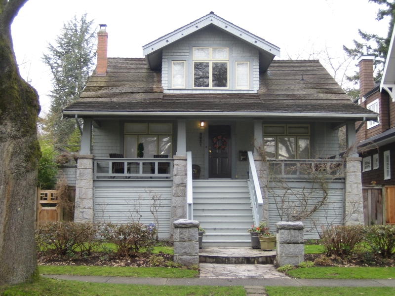 Main Photo: 3821 34th  Ave. W. in Vancouver: Dunbar House for sale (Vancouver West)  : MLS® # V627197