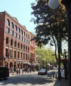 Greenshields Building - Gastown