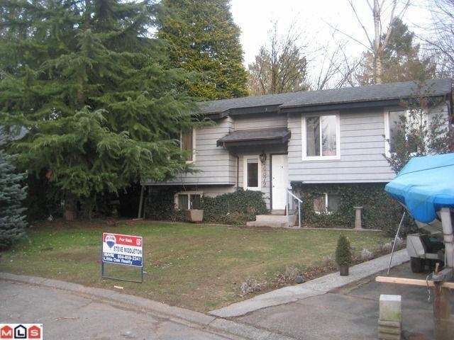 Main Photo: 34872 TERRACE CT in Abbotsford: Abbotsford East House for sale : MLS® # F1104021