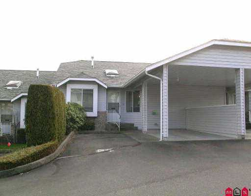 "Main Photo: 54 2989 TRAFALGAR ST in Abbotsford: Central Abbotsford Townhouse for sale in ""SUMMER WYNDE"" : MLS® # F2604247"