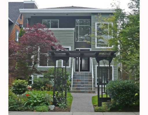 Main Photo: 3038 W 15TH Avenue in Vancouver: Kitsilano House for sale (Vancouver West)  : MLS®# V715326