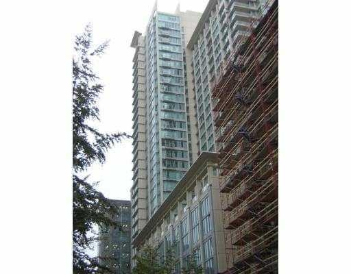 Main Photo: # 1503 610 GRANVILLE ST in Vancouver: Condo for sale : MLS®# V800628