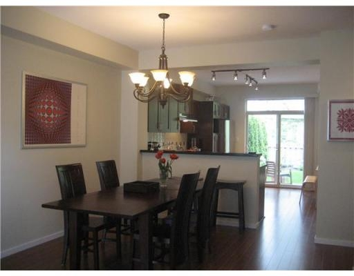 Main Photo: # 144 3105 DAYANEE SPRINGS BV in Coquitlam: Condo for sale : MLS® # V856323