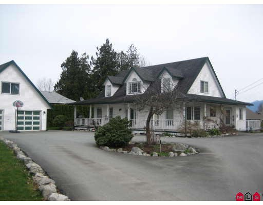 Main Photo: 6033 PROMONTORY Road in Sardis: Vedder S Watson-Promontory House for sale : MLS® # H2802649