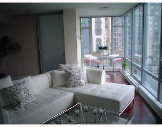 Main Photo: 802 1255 SEYMOUR Street in Vancouver: Downtown VW Condo for sale (Vancouver West)  : MLS® # V711591