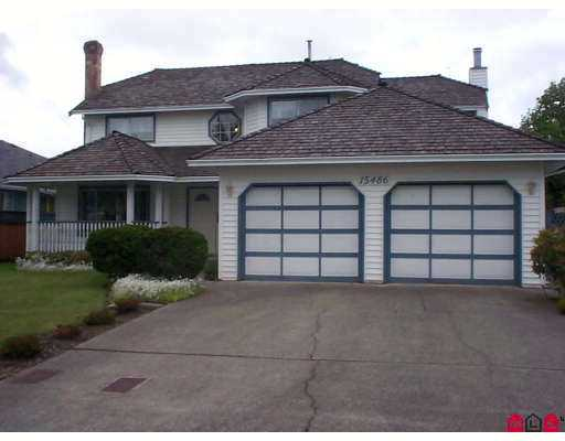 "Main Photo: 15486 94TH Avenue in Surrey: Fleetwood Tynehead House for sale in ""BERKSHIRE PARK"" : MLS® # F2715406"