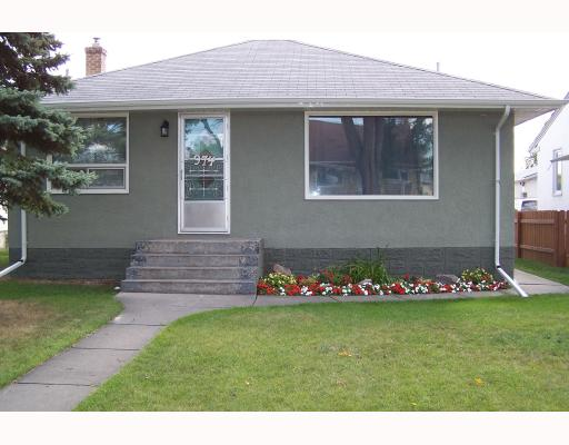 Main Photo: 974 BANNERMAN Avenue in WINNIPEG: North End Residential for sale (North West Winnipeg)  : MLS(r) # 2804796