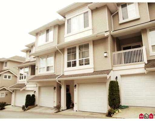 Main Photo: #55, 14952-58th Avenue in Surrey: Sullivan Station Townhouse for sale