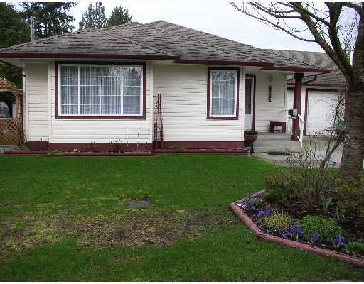 Main Photo: 11977 HALL Street in Maple Ridge: West Central House for sale : MLS® # V640124
