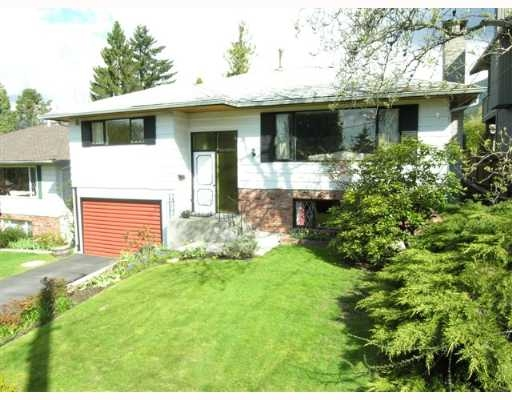 Main Photo: 274  Windsor Rd West in North Vancouver: Upper Lonsdale House for sale : MLS® # V640851