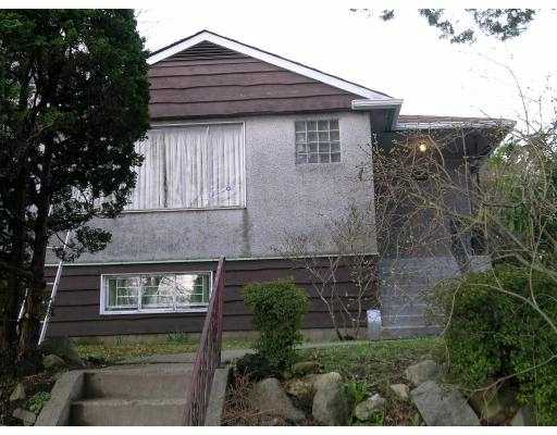 Main Photo: 3365 VICTORIA Drive in Vancouver: Grandview VE House for sale (Vancouver East)  : MLS® # V631940
