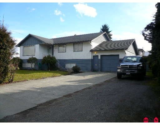 Main Photo: 32314 MARSHALL RD in Abbotsford: House for sale : MLS®# F2920788