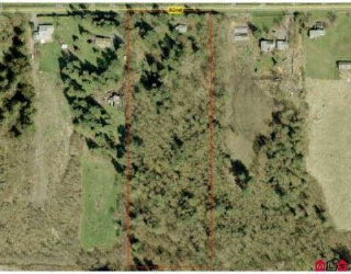 Main Photo: 17870 92ND Avenue in Surrey: Port Kells Land Only for sale (North Surrey)  : MLS(r) # F1129466