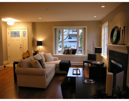 Main Photo: 2856 SPRUCE Street in Vancouver: Fairview VW Townhouse for sale (Vancouver West)  : MLS(r) # V680140