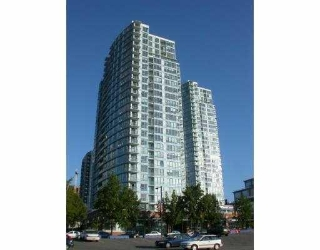 "Main Photo: # 2203 939 EXPO BV in Vancouver: Downtown VW Condo for sale in ""MAX II"" (Vancouver West)  : MLS® # V713253"
