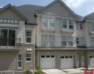 "Main Photo: 69 8638 159 ST in Surrey: Fleetwood Tynehead Townhouse for sale in ""SAGEWOOD"" : MLS® # F2518665"