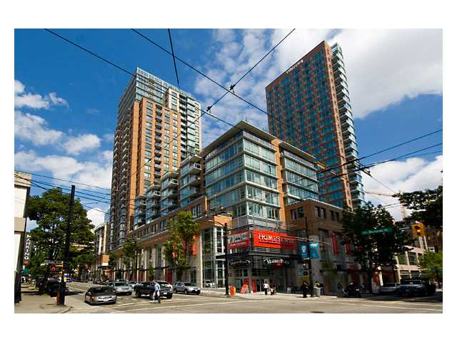 "Main Photo: # 2701 788 RICHARDS ST in Vancouver: Downtown VW Condo for sale in ""L'HERMITAGE"" (Vancouver West)  : MLS®# V878159"