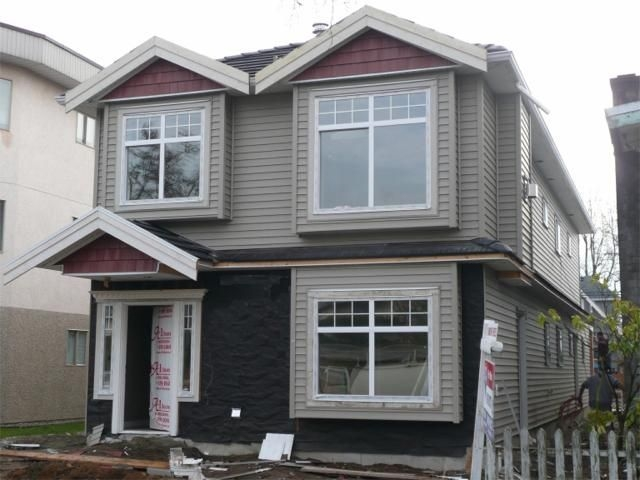 450 East 44th front 1/2 duplex in popular Main/Fraser Area