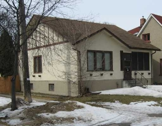 Main Photo: 160 Sherburn St./ Wolseley in Winnipeg: West End / Wolseley Single Family Detached for sale ()
