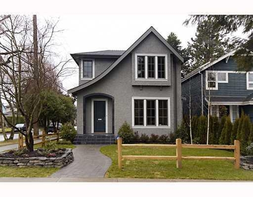 Main Photo: 4597 W 14TH AV in Vancouver: House for sale : MLS(r) # V750981