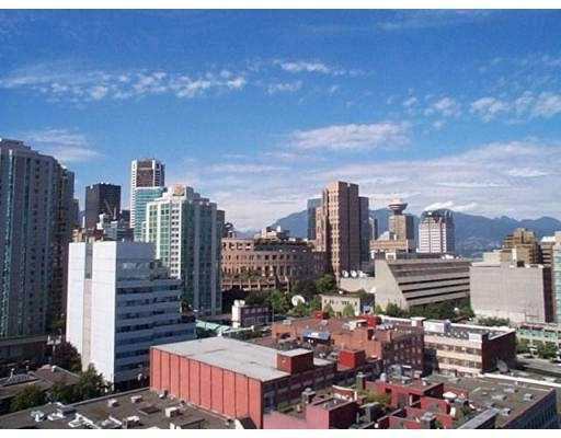 "Main Photo: 2308 928 BEATTY Street in Vancouver: Downtown VW Condo for sale in ""MAX I"" (Vancouver West)  : MLS®# V649480"