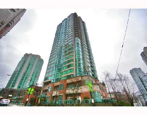 "Main Photo: 1305 888 HAMILTON Street in Vancouver: Downtown VW Condo for sale in ""ROSEDALE GARDEN"" (Vancouver West)  : MLS®# V685244"