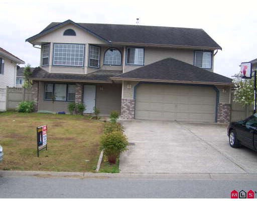 Main Photo: 31944 SAMUEL Court in Abbotsford: Abbotsford West House for sale : MLS® # F2814561