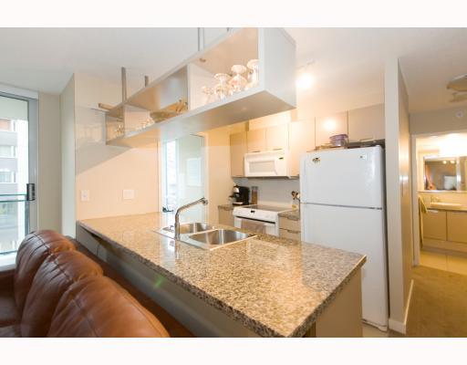"Photo 4: 602 1082 SEYMOUR Street in Vancouver: Downtown VW Condo for sale in ""FREESIA"" (Vancouver West)  : MLS® # V795426"