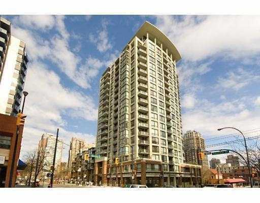 "Main Photo: 602 1082 SEYMOUR Street in Vancouver: Downtown VW Condo for sale in ""FREESIA"" (Vancouver West)  : MLS® # V795426"