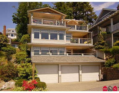 Main Photo: New Price - PANORAMIC OCEAN VIEWS - 14981 BEACHVIEW AV: White Rock House for sale ()  : MLS® # New Price - PANORAMIC OCEAN VIEW