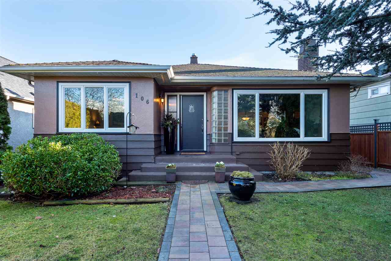 FEATURED LISTING: 106 DURHAM Street New Westminster
