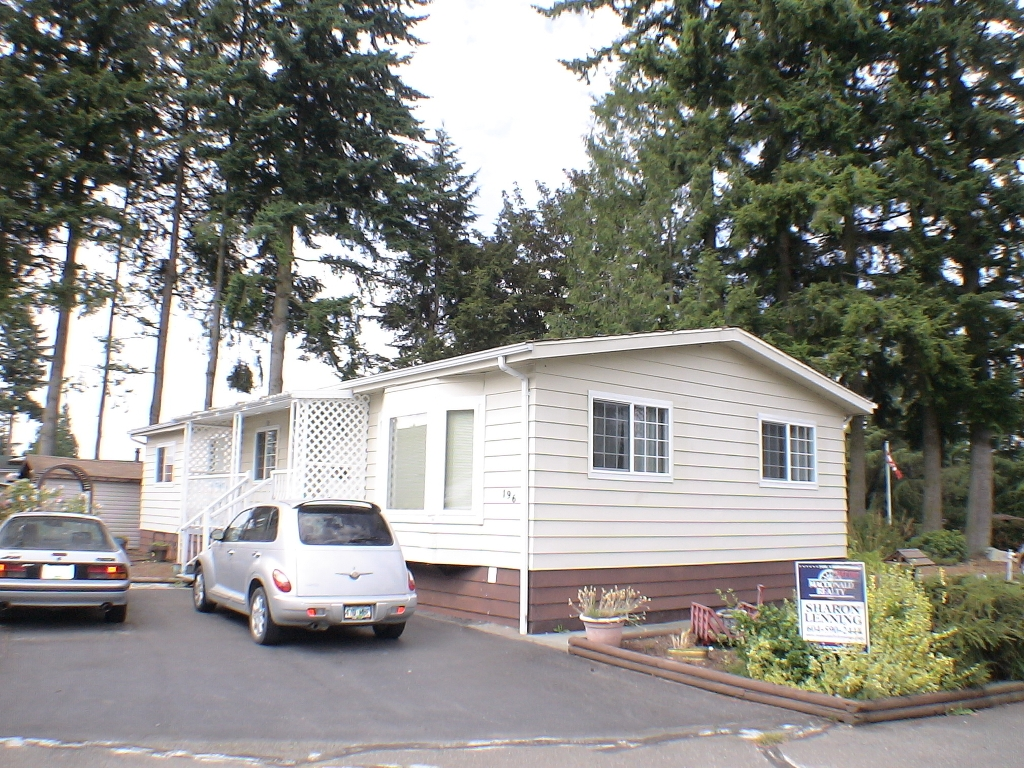 "Main Photo: 196 3665 244 Street in Langley: Otter District Manufactured Home for sale in ""LANGLEY GROVE ESTATES"" : MLS®# exclusive"