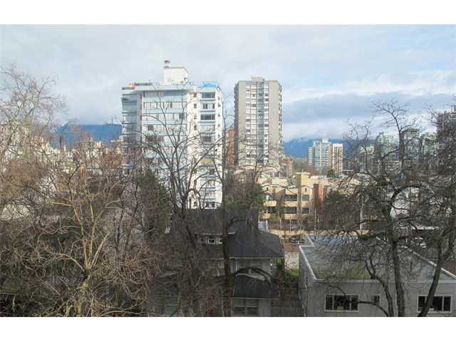 Main Photo: # 704 1838 NELSON ST in Vancouver: West End VW Condo for sale (Vancouver West)  : MLS® # V867746