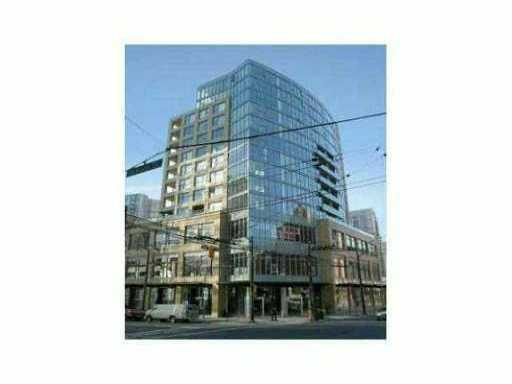 Main Photo: # 1002 822 SEYMOUR ST in Vancouver: Downtown VW Condo for sale (Vancouver West)  : MLS® # V882689