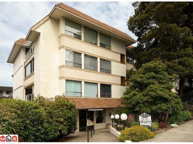 "Main Photo: # 306 1341 FOSTER ST: White Rock Condo for sale in ""CYPRUS MANOR"" (South Surrey White Rock)  : MLS® # F1102050"