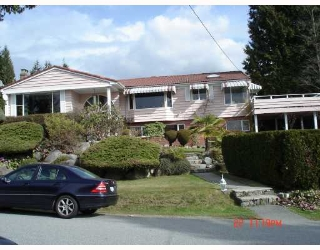 Main Photo: 1245 RENTON Road in West_Vancouver: British Properties House for sale (West Vancouver)  : MLS(r) # V698192