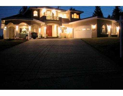 Main Photo: 1068 SUGAR MOUNTAIN Way: Anmore House for sale (Port Moody)  : MLS® # V624277