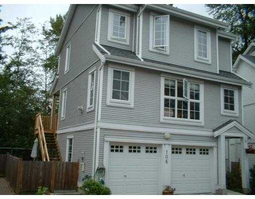 "Main Photo: 106 3000 RIVERBEND DR in Coquitlam: Coquitlam East House for sale in ""RIVERBEND"" : MLS® # V545512"