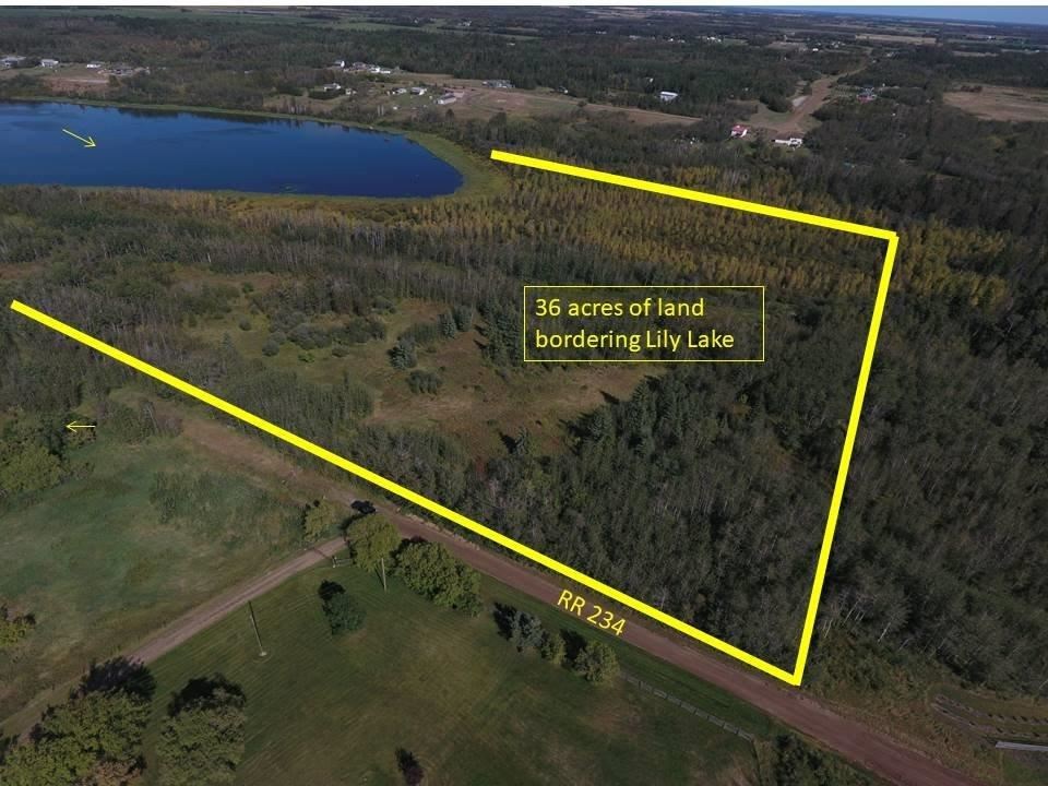 FEATURED LISTING: 36 Acres Twp Rd 572 & RR 234 Rural Sturgeon County