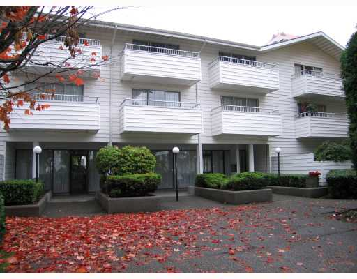 "Main Photo: 319 707 8TH Street in New Westminster: Uptown NW Condo for sale in ""THE DIPLOMAT"" : MLS(r) # V793958"