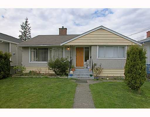 Main Photo: 8365 15TH Ave in Burnaby: East Burnaby House for sale (Burnaby East)  : MLS® # V642091