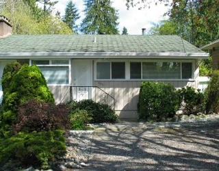 Main Photo: 985 GATENSBURY Street in Coquitlam: Harbour Place House 1/2 Duplex for sale : MLS®# V644993