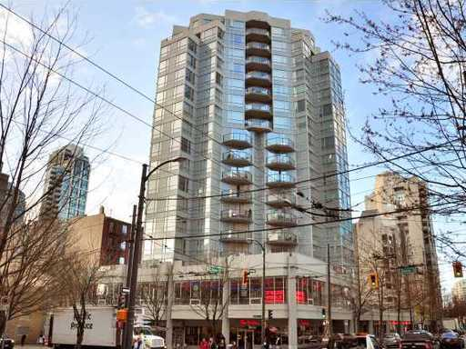 "Main Photo: # 1507 1212 HOWE ST in Vancouver: Downtown VW Condo for sale in ""1212 HOWE"" (Vancouver West)  : MLS® # V894254"